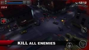 iPhone、iPadアプリ「Death Shooter 3D」のスクリーンショット 1枚目
