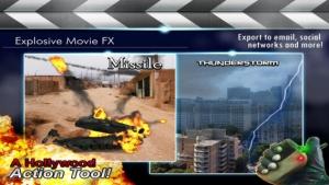iPhone、iPadアプリ「Explosive Movie Editor」のスクリーンショット 4枚目