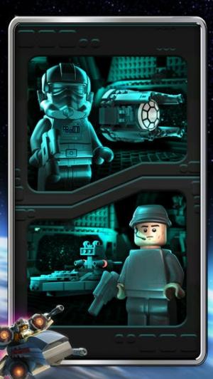 iPhone、iPadアプリ「LEGO® Star Wars™:  Microfighters」のスクリーンショット 4枚目