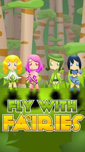 iPhone、iPadアプリ「Fairy Wing Quest: Princess Kingdom Tales - Full Version」のスクリーンショット 2枚目
