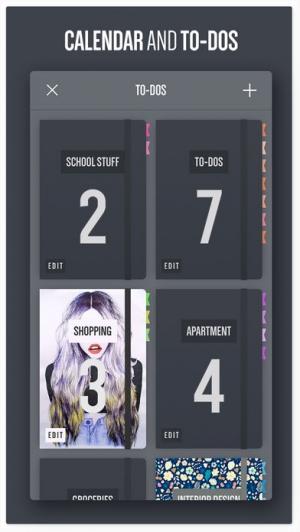 iPhone、iPadアプリ「Vantage Calendar」のスクリーンショット 2枚目