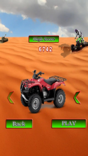 iPhone、iPadアプリ「Adrenaline Dirt Bike Race Mayhem Off Road HD」のスクリーンショット 2枚目
