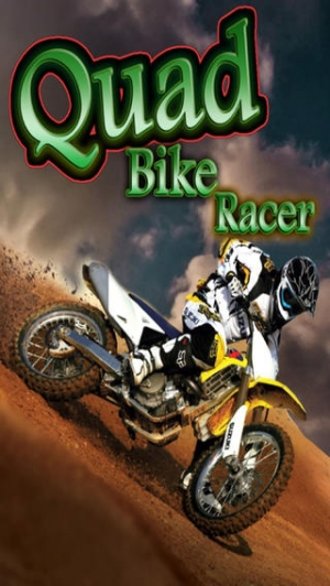 iPhone、iPadアプリ「Adrenaline Dirt Bike Race Mayhem Off Road HD」のスクリーンショット 1枚目