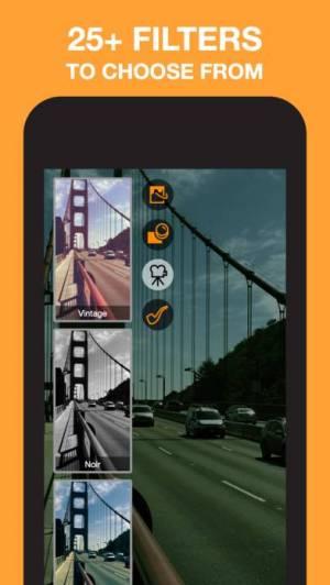 iPhone、iPadアプリ「Horizon Camera」のスクリーンショット 2枚目