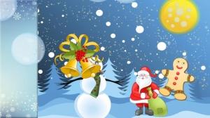 iPhone、iPadアプリ「幼児や子供のためのクリスマスのパズル。サンタクロースを発見!教育用パズルゲーム - 子供のためのゲーム - 幼児用パズル - 無料アプリ」のスクリーンショット 4枚目