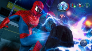 iPhone、iPadアプリ「アメイジング・スパイダーマン2」のスクリーンショット 5枚目