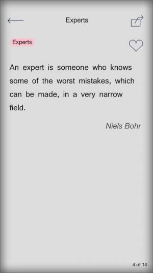 iPhone、iPadアプリ「Motivational quotes on everyday」のスクリーンショット 2枚目