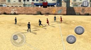 iPhone、iPadアプリ「UrbaSoccer: Juego de fútbol 3D」のスクリーンショット 1枚目