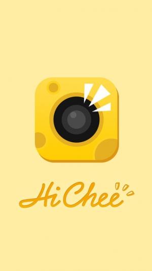 iPhone、iPadアプリ「HiChee 〜「3,2,1,パシャ!」がムービーになる魔法のカメラアプリ〜」のスクリーンショット 5枚目