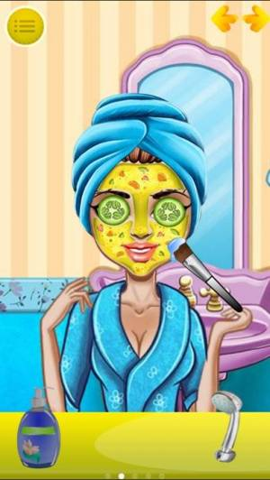 iPhone、iPadアプリ「Real Makeover & Spa & Dress up free games」のスクリーンショット 1枚目