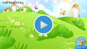 iPhone、iPadアプリ「ベビーXylophone – With Kids Songs」のスクリーンショット 3枚目
