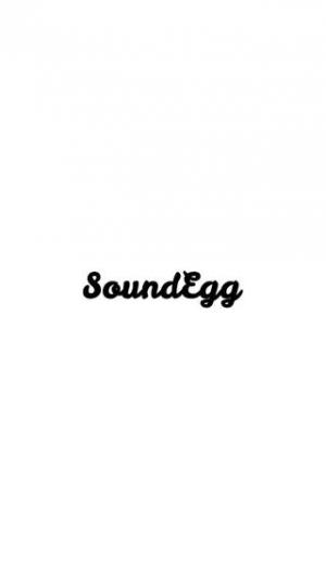 iPhone、iPadアプリ「SoundEgg」のスクリーンショット 1枚目