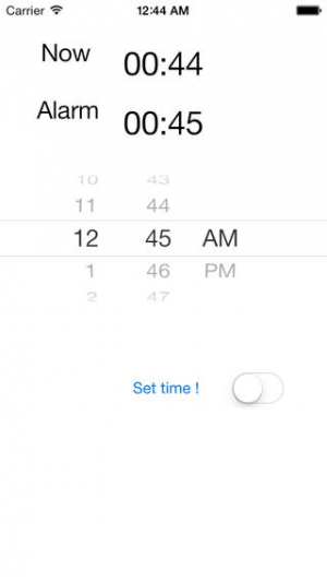 iPhone、iPadアプリ「Q Clock」のスクリーンショット 2枚目