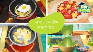 iPhone、iPadアプリ「Dr. Pandaレストラン2」のスクリーンショット 2枚目