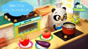 iPhone、iPadアプリ「Dr. Pandaレストラン2」のスクリーンショット 4枚目