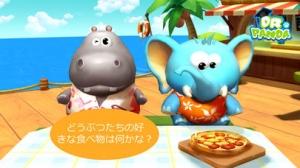 iPhone、iPadアプリ「Dr. Pandaレストラン2」のスクリーンショット 3枚目