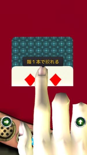 iPhone、iPadアプリ「バカラ3D!」のスクリーンショット 3枚目