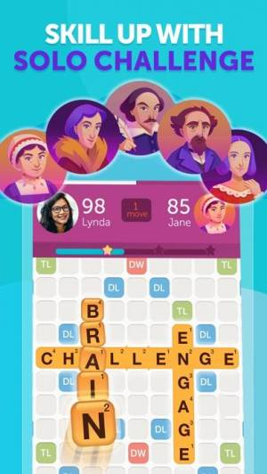 iPhone、iPadアプリ「Words With Friends – Word Game」のスクリーンショット 3枚目