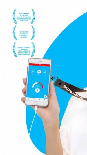 iPhone、iPadアプリ「Petralex - 補聴器, 聴力, 聴力検査」のスクリーンショット 2枚目