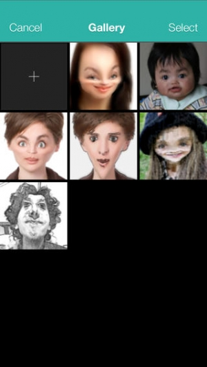 iPhone、iPadアプリ「ToonifyMe - Free Caricatures from Seflies」のスクリーンショット 5枚目