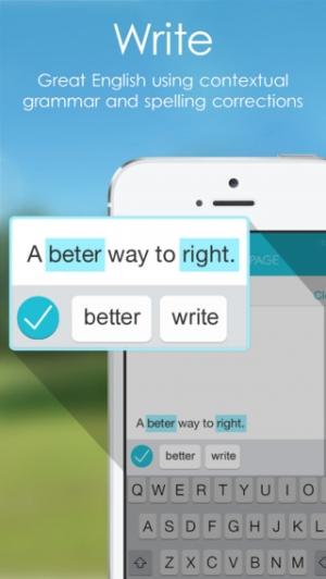 iPhone、iPadアプリ「Ginger 辞書 | 英語辞書 | 英文法」のスクリーンショット 2枚目