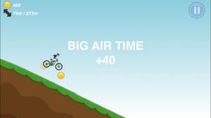 iPhone、iPadアプリ「Down the hill」のスクリーンショット 2枚目