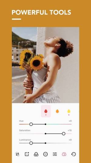 iPhone、iPadアプリ「Pomelo Filters」のスクリーンショット 4枚目