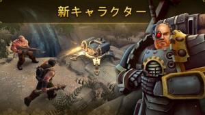 iPhone、iPadアプリ「Warhammer 40,000: Space Wolf」のスクリーンショット 1枚目