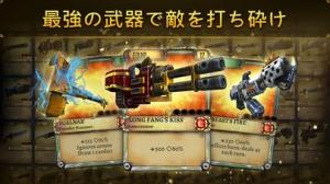 iPhone、iPadアプリ「Warhammer 40,000: Space Wolf」のスクリーンショット 5枚目