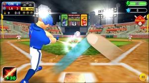 iPhone、iPadアプリ「がんばる野球王 2015」のスクリーンショット 2枚目