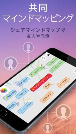 iPhone、iPadアプリ「Mind Vector」のスクリーンショット 1枚目