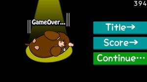 iPhone、iPadアプリ「Go!Go!Mole」のスクリーンショット 3枚目