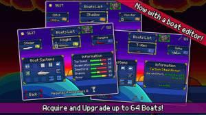 iPhone、iPadアプリ「Pixel Boat Rush」のスクリーンショット 3枚目