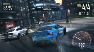 iPhone、iPadアプリ「Need for Speed™ No Limits」のスクリーンショット 3枚目