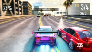 iPhone、iPadアプリ「Need for Speed™ No Limits」のスクリーンショット 4枚目