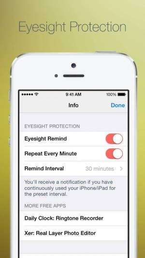 iPhone、iPadアプリ「Usage Log」のスクリーンショット 3枚目