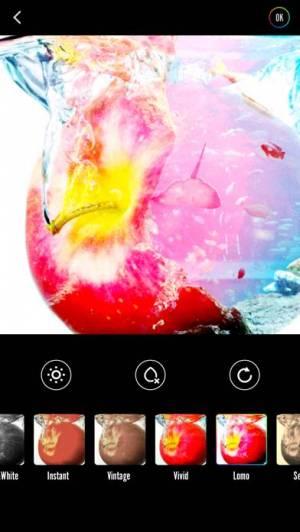 iPhone、iPadアプリ「Instant X - 花火文字を撮影できるバルブ撮影アプリ」のスクリーンショット 3枚目