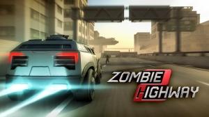 iPhone、iPadアプリ「Zombie Highway 2」のスクリーンショット 1枚目
