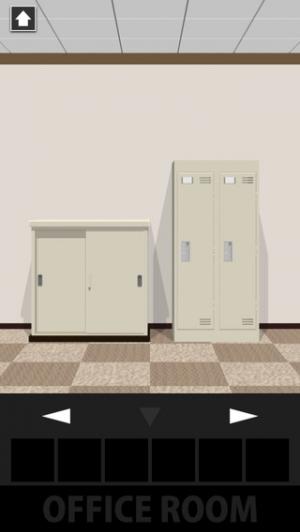 iPhone、iPadアプリ「脱出ゲーム OFFICE ROOM」のスクリーンショット 4枚目