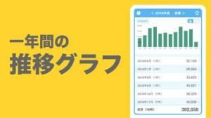 iPhone、iPadアプリ「家計簿 - 簡単!家計簿(かんたん!かけいぼ)」のスクリーンショット 5枚目