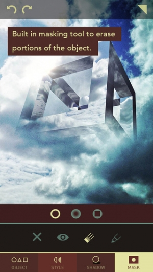 iPhone、iPadアプリ「Matter - Create and design 3D effects with photos」のスクリーンショット 4枚目