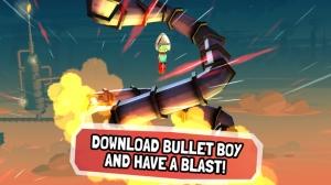 iPhone、iPadアプリ「Bullet Boy」のスクリーンショット 5枚目