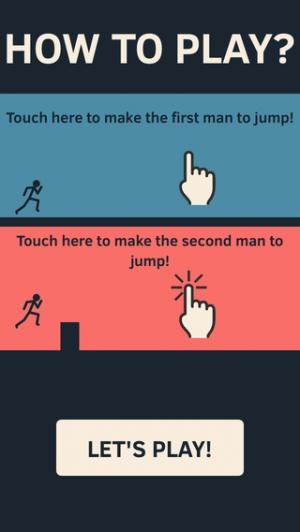 iPhone、iPadアプリ「Make Them Jump」のスクリーンショット 2枚目