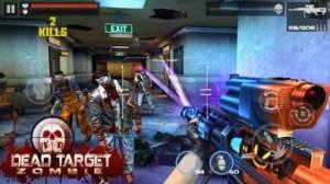 iPhone、iPadアプリ「DEAD TARGET: デッド ターゲット ゾンビ」のスクリーンショット 3枚目