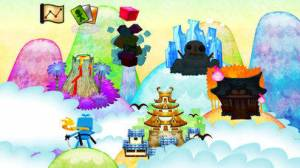 iPhone、iPadアプリ「子供の脳を刺激する!算数忍者〜3Dずけいの巻〜」のスクリーンショット 3枚目
