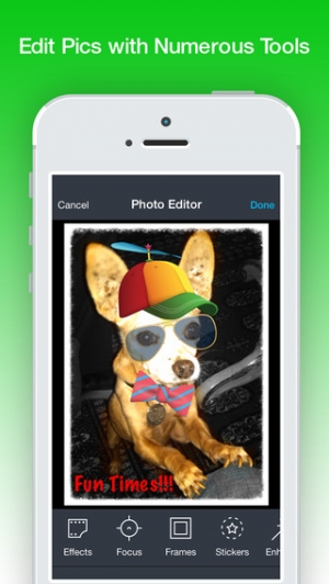 iPhone、iPadアプリ「QuickPics Photo Manager – Your Camera Roll and more: organize and instantly search your photos. Stop Scrolling!」のスクリーンショット 4枚目