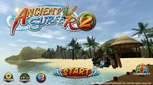 iPhone、iPadアプリ「Ancient Surfer 2」のスクリーンショット 1枚目