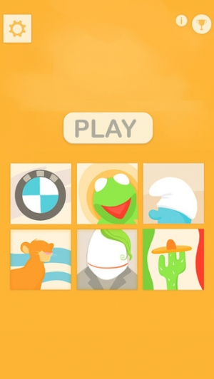 iPhone、iPadアプリ「Guess The Icon - What's the Famous Movie, Song, Celebrity Puzzle Pop Quiz.」のスクリーンショット 5枚目
