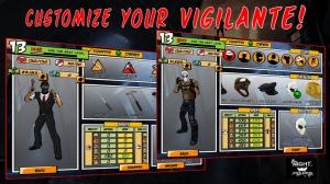 iPhone、iPadアプリ「Night Vigilante」のスクリーンショット 1枚目