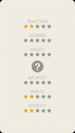 iPhone、iPadアプリ「身体年齢測定 LITE」のスクリーンショット 2枚目